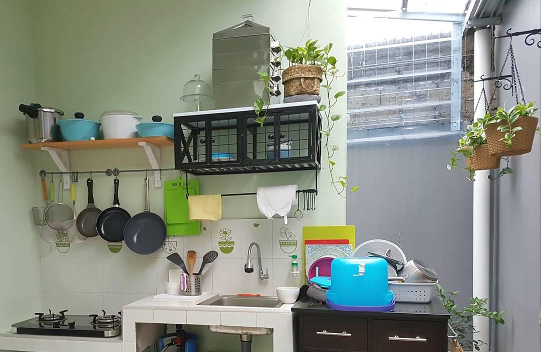 Rak Dapur Gantung Minimalis Ikea Terbaru
