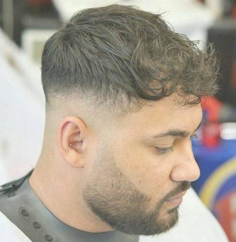 Tips Memilih Gaya Rambut Untuk Pria Bertubuh Gemuk - Top Boy